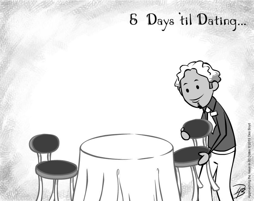 5 Days 'til Dating...