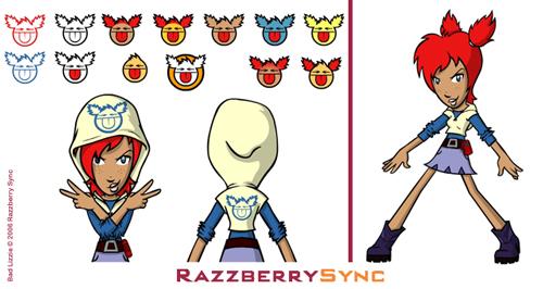 BL-razzberry