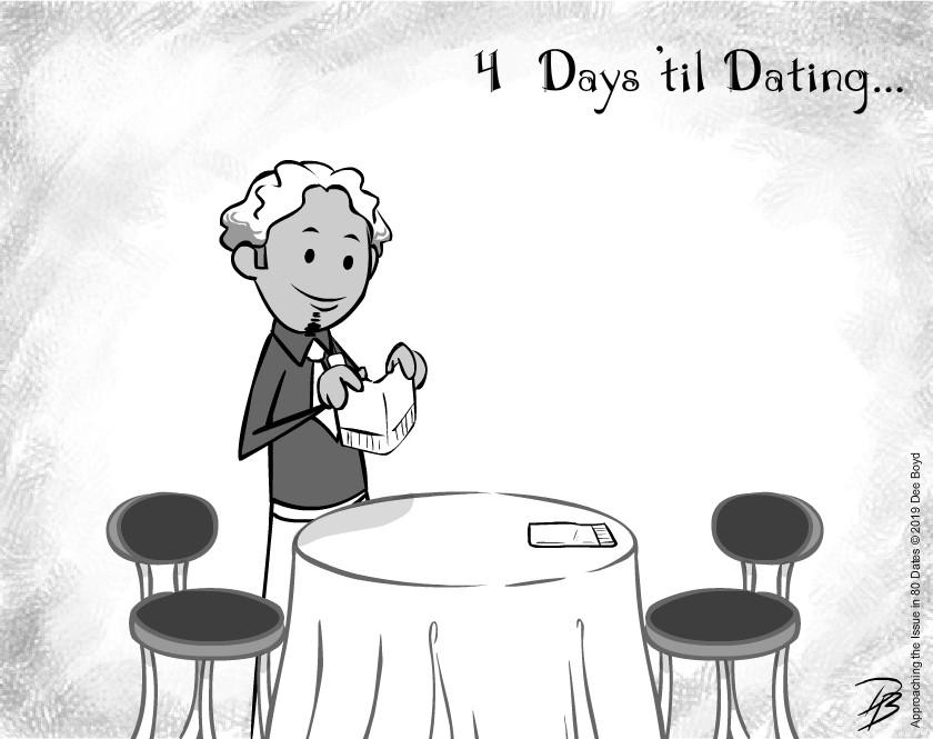 4 Days 'til Dating...
