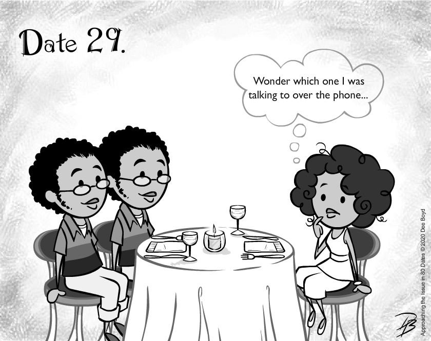 Date 29 - Mr. Double