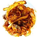 Sautéed Onion and Mushroom