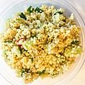 CHOPPED Couscous Salad