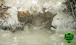 Muddy splash