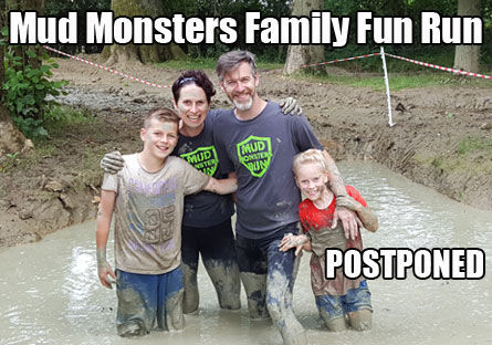 Mud Monsters Family Fun Run