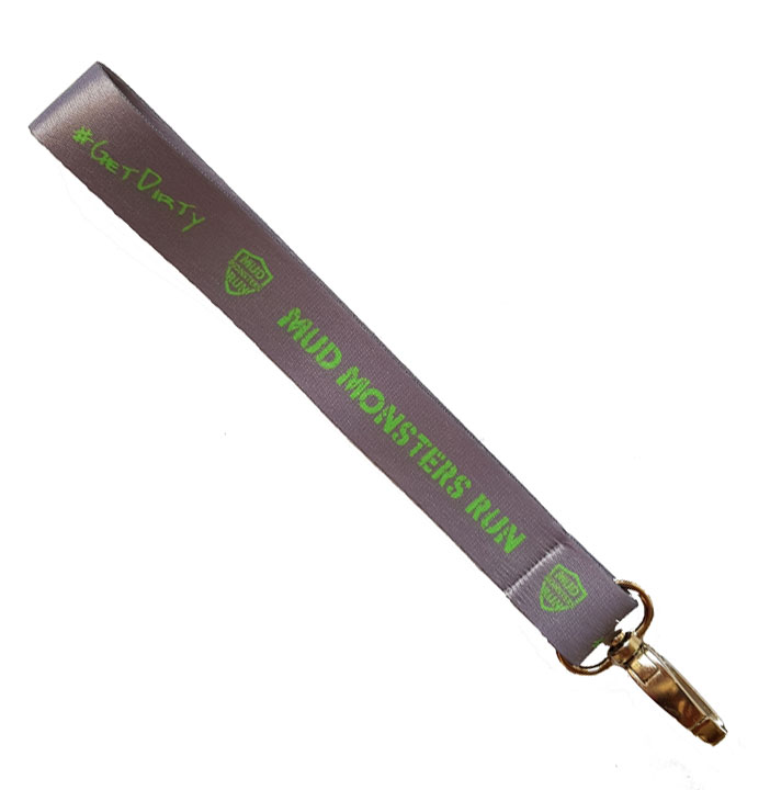Mud Monsters Run - Lanyard