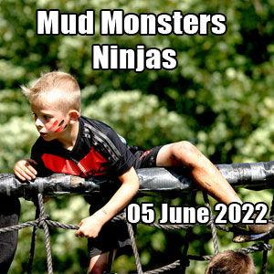 Mud Monsters Ninjas