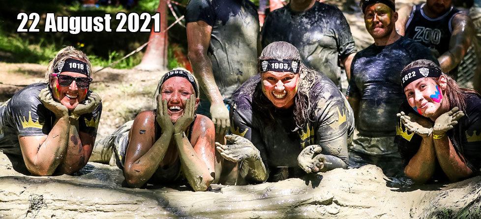 Mud Monsters Run 22 August 2021