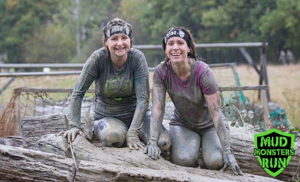 Muddy pose
