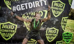 Muddy Finish