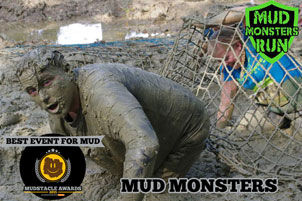 Mudstacle Award - Muddiest OCR Event