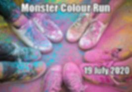 Monster Colour Run