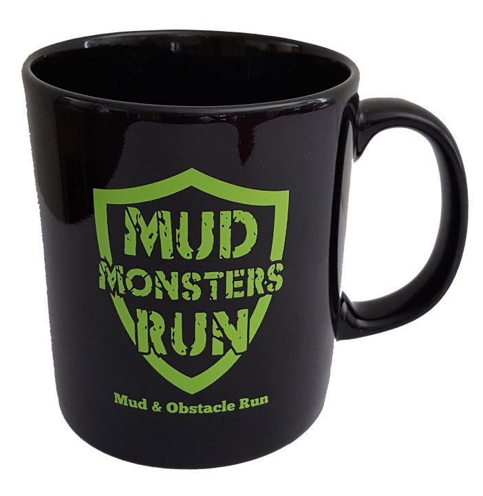 Mud Monsters Run - Mug