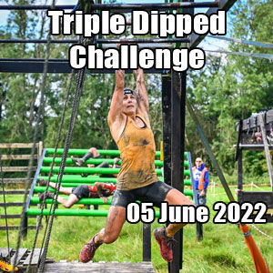 Mud Monsters Run Triple Dipped Challenge - 35km in a day