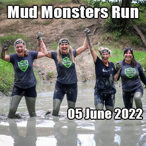Mud Monsters Run June 2022