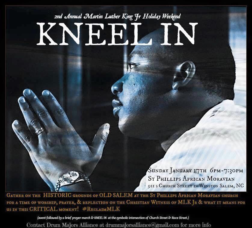 Kneel In