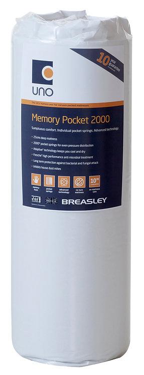Uno Memory Pocket 2000