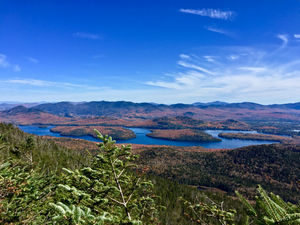 Day Hikes: The Saranac Six