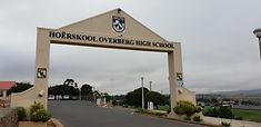 Overberh High School Hemel en Aarde Marathon