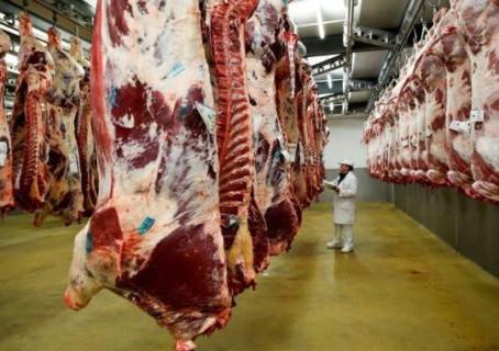Exportações de carne bovina sobem em volume e receita em março