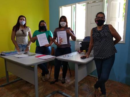 Secretaria de Educação em Epitaciolândia orienta sobre Planejamento de aulas remotas.