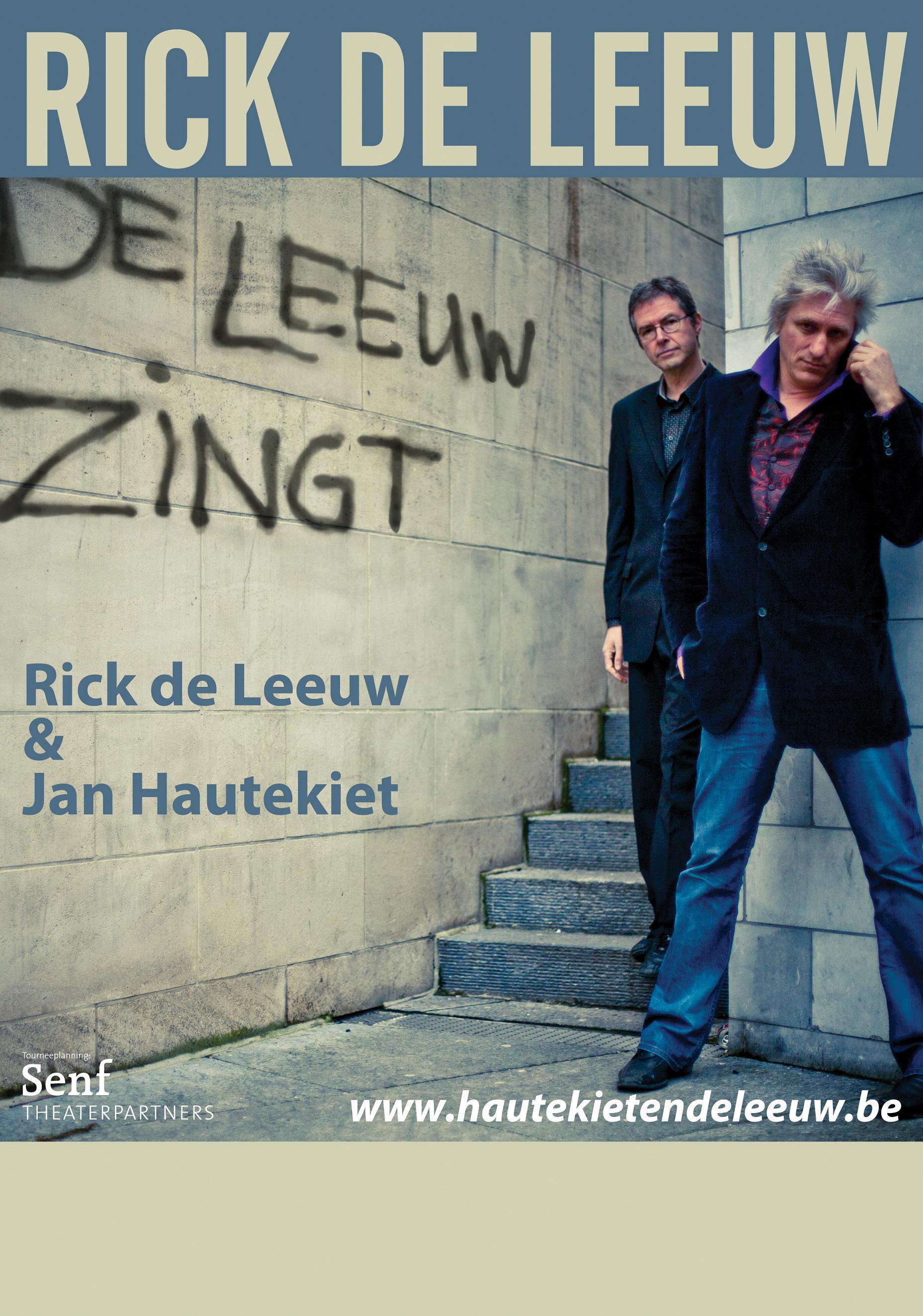 De Leeuw zingt 2011/2012