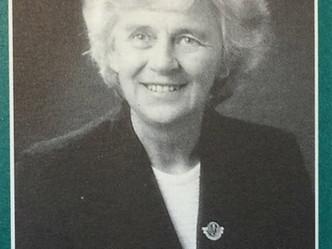 In Memory - NSS Life Member Norma Williams 1928-2017