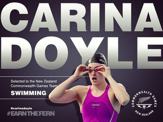 Congratulations Carina Doyle!