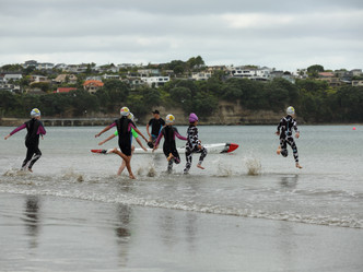 NSS Open Water Day