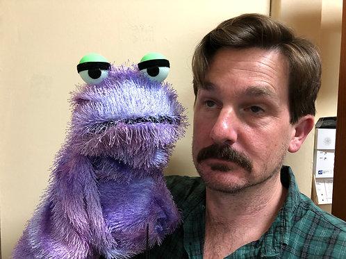 San Francisco One-Day Puppet Making Workshop - 09/26