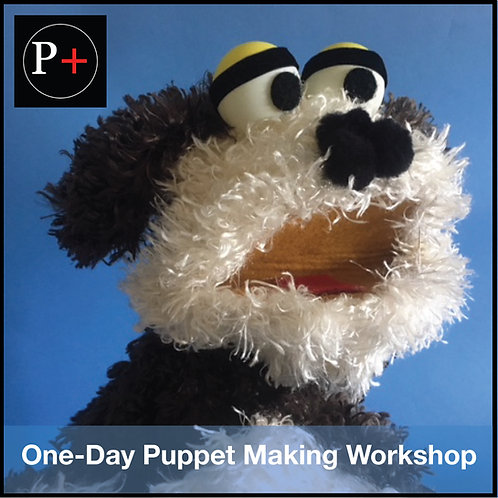 Los Angeles - One-Day Puppet Making Workshop - 9/5/21