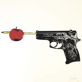 G.P.A. (Gun.Pencil.Apple.)