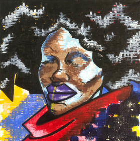 Afro Galatic Queen