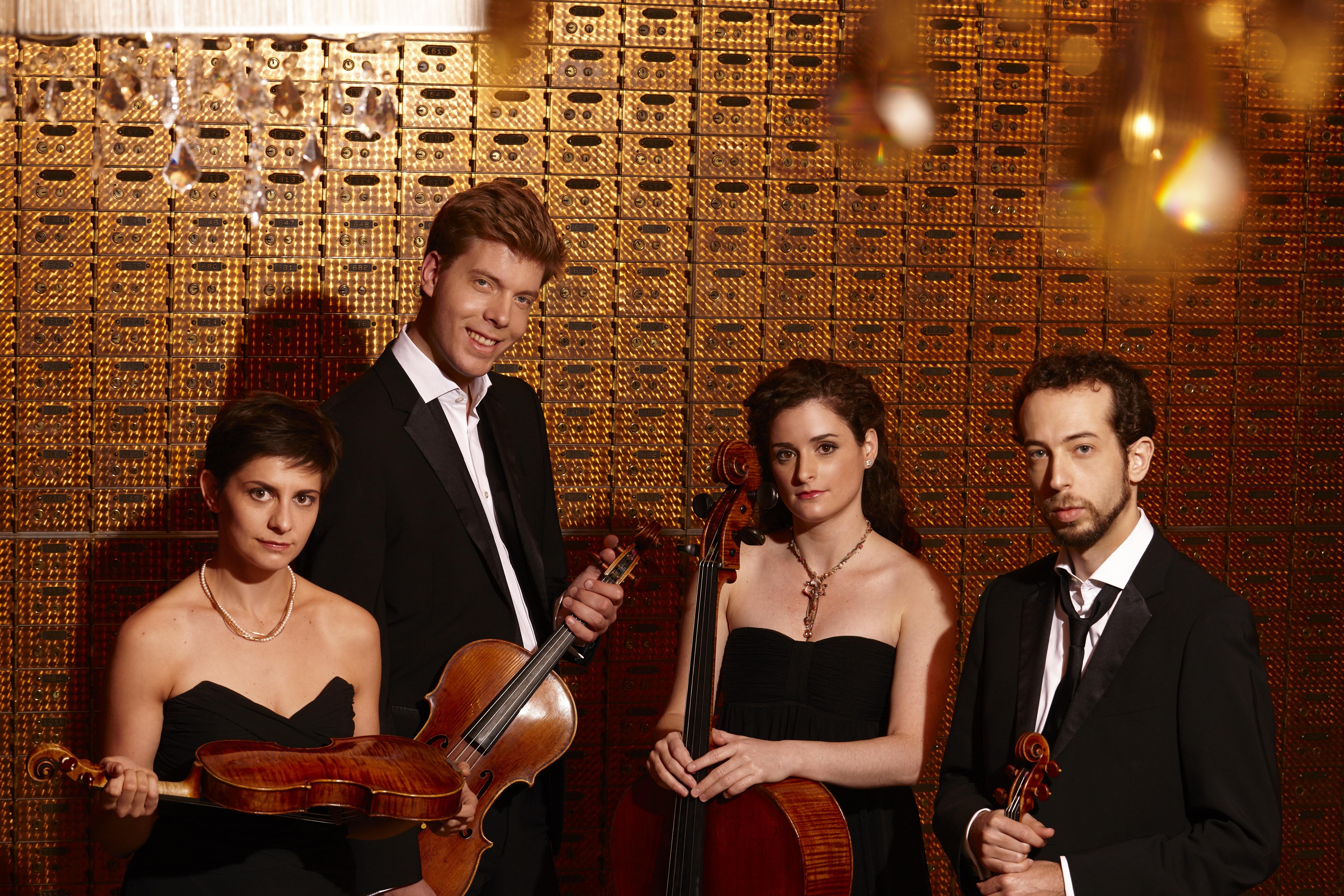 The Ariel String Quartet
