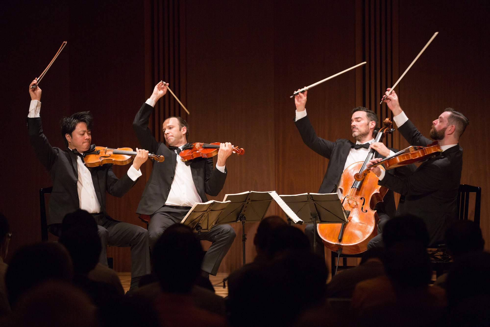 The Miro String Quartet