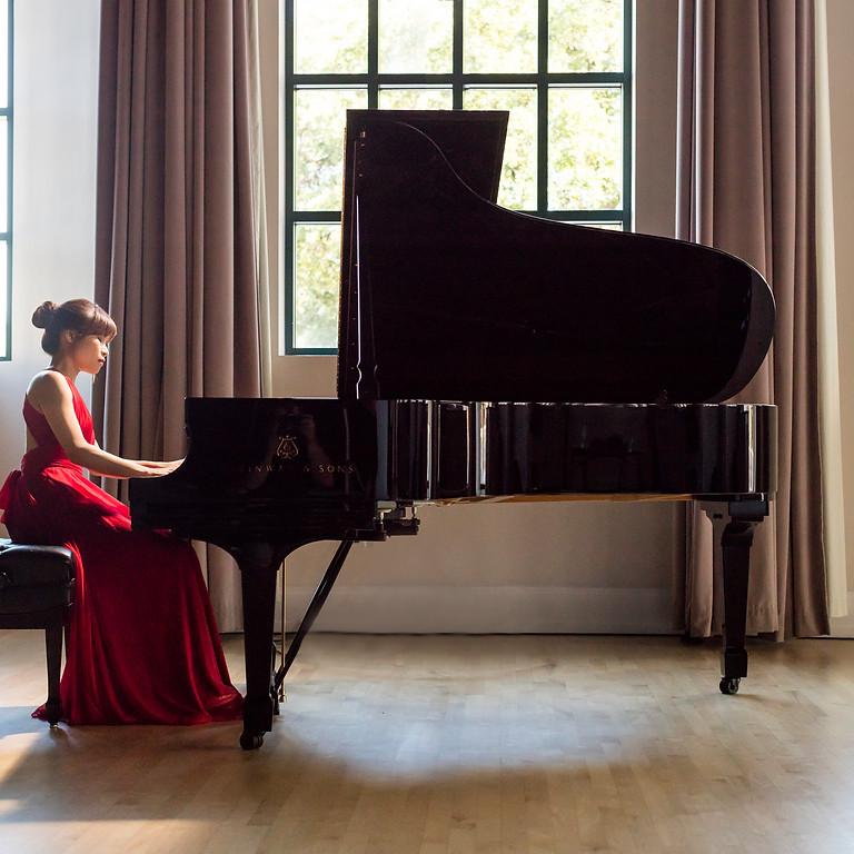 RACHEL CHEUNG, Piano (Hong Kong)  ROMANTIC SPLENDORS