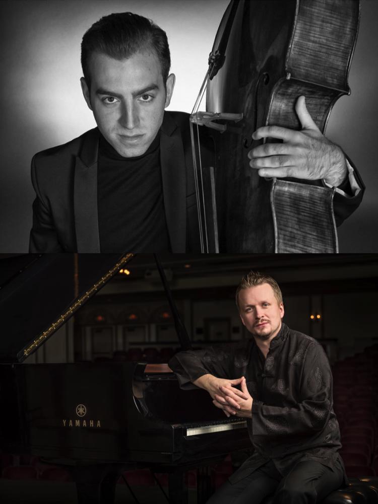 Thomas Mesa & Ilya Yakushev