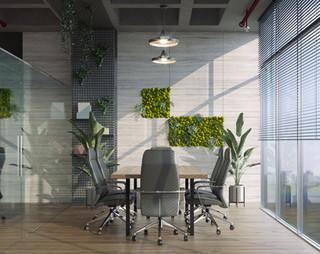 Meetıng Room - Real Estate Office