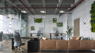 Lobby - Real Estate Office