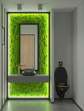Manager Bathroom