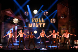 """The Full Monty"" 