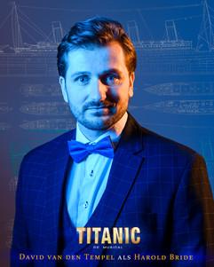 Titanic Harold Bride - Foto: Roy Beusker