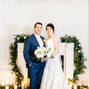 Sarah  & Jeremy's Elegant Halifax Club Wedding