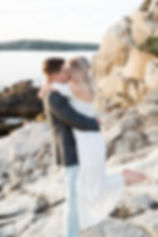 Nova Scotia Beach wedding