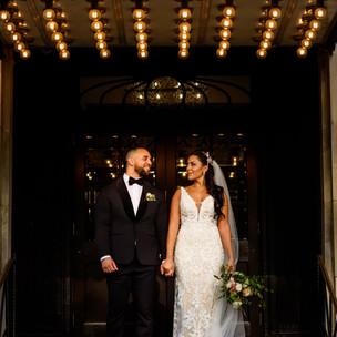Verena & Chris's Birch & Anchor Wedding