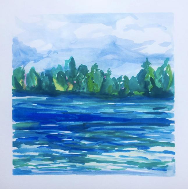 Walden Pond: SOLD