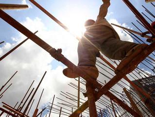 Confiança da construção tem 4ª alta seguida em setembro, diz FGV
