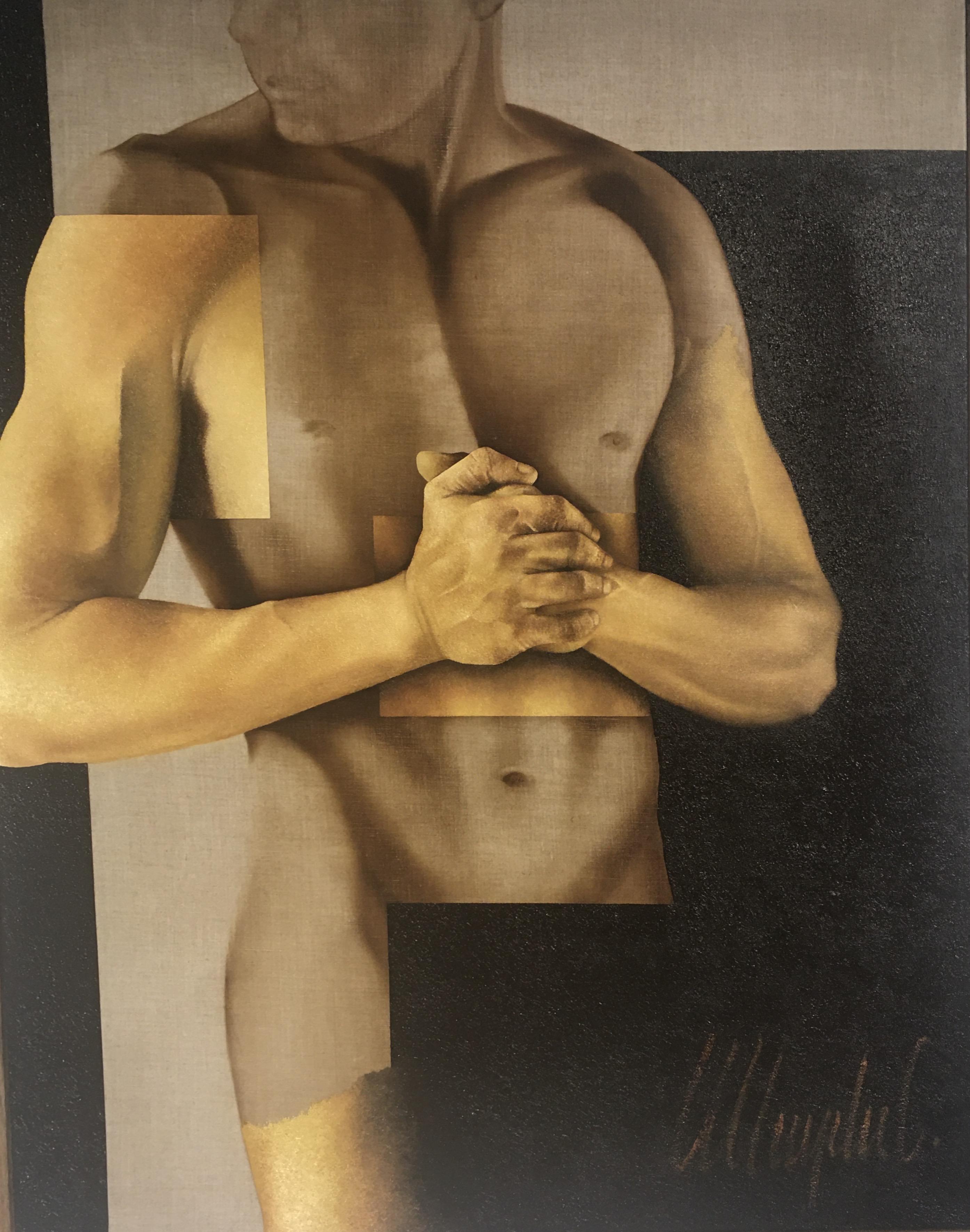 magda colares - anatomia do linho  IX -