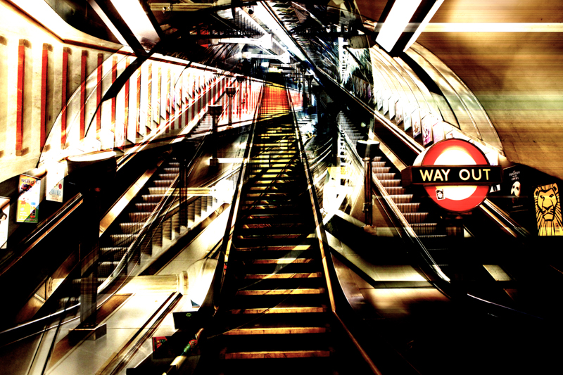 Obra: Under the City
