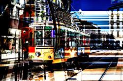 Obra: I Tram di Milan