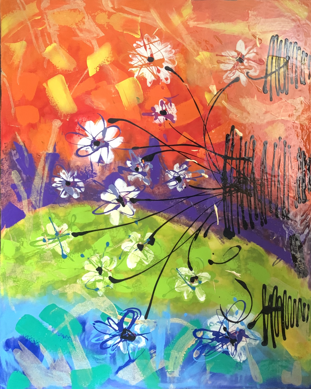 Flores - Alexandra Betancur